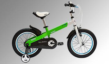 "Детский велосипед Royal Baby Buttons Alloy 14"""