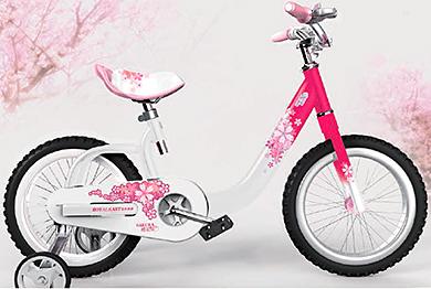 "Детский велосипед Royal Baby Sakura Steel 14"""