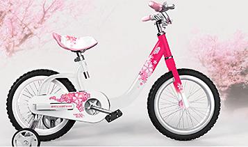 "Детский велосипед Royal Baby Sakura Steel 16"""
