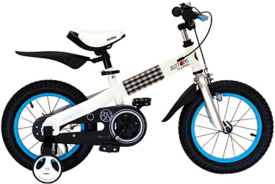 "Детский велосипед Royal Baby Buttons Steel 16"""