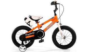 "Детский велосипед Royal Baby Freestyle Steel 16"""