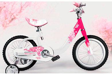 "Детский велосипед Royal Baby Sakura Steel 18"""
