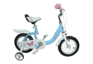 Детский велосипед Royal Baby Butterfly Steel 16""