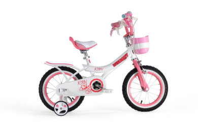 Детский велосипед Royal Baby Princess Jenny Girl Steel 18""