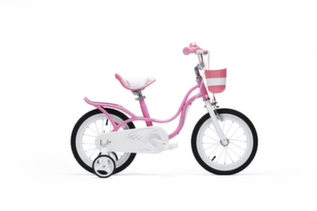"Детский велосипед Royal Baby Little Swan New 18"""