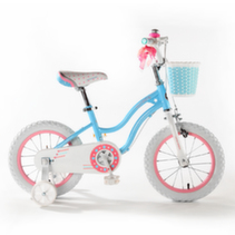 "Детский велосипед Royal Baby Stargirl Steel 18"""