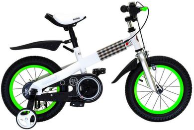 "Детский велосипед Royal Baby Buttons Steel 12"""