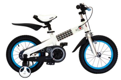 "Детский велосипед Royal Baby Buttons Steel 14"""