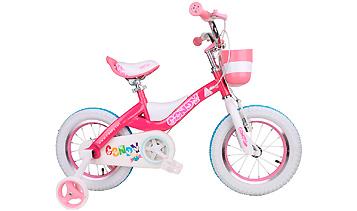"Детский велосипед Royal Baby Candy Steel 16"""
