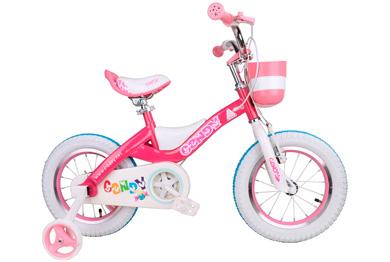 "Детский велосипед Royal Baby Candy Steel 14"""