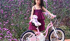 Новая коллекция 2015 года. Стильные велосипеды для девочек!